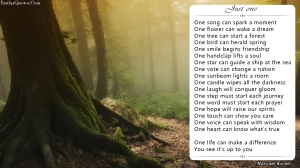 EmilysQuotes.Com-Maryam-Kazmi-just-one-poem-inspirational-amazing-great-positive-change