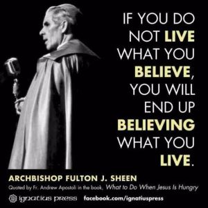 Bishop Sheen